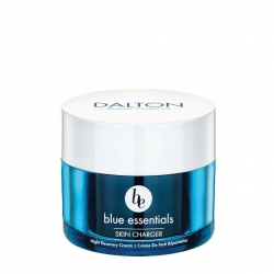 Blue Essential Skin Charger Onarıcı Gece Kremi