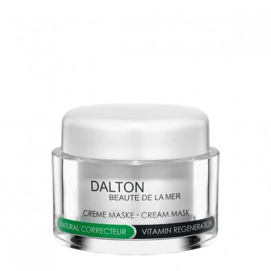 naturel correcteur vitaminli onarici krem maske