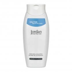 Jordan Dead Sea Salt Atopik Dermatit Sedef Egzama Duş Jeli & Şampuan